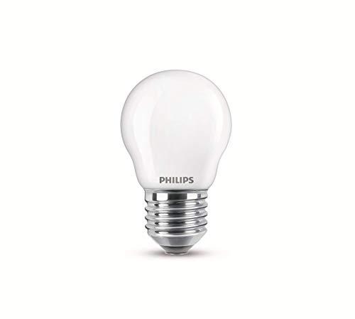 Philips LEDclassic 60W, E27, warmweiß (2700 Kelvin), 806 Lumen, matt LED Lampe, Glas, 6.5 W