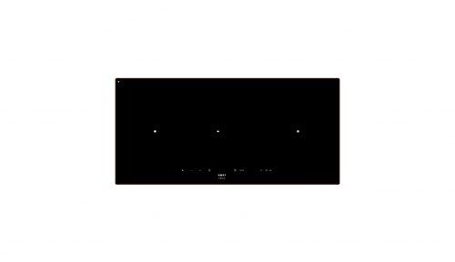 NOVY 1757 hobs - Placa (Incorporado, Induction, Negro, Tocar