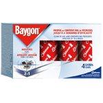 Baygon ruban attrape mouches x4