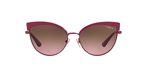 Vogue Gafas de Sol VO 4188S Pink/Brown Pink Shaded 55/16/135 mujer
