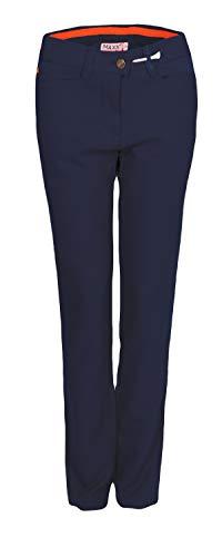 MAXX Golf Hose Mädchen mit verstellbarem Bund (Marine, 164)