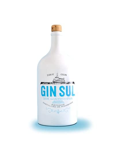 Doppelmagnum Gin Sul (3000ml) mit Ausgießer 43{5ab76e763789a4db2bafceb8698ec6bc6ea2adee006c58b612d7fe4653840153} Flasche Limitiert nur 6000 Flaschen