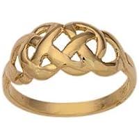 British Jewellery Workshops Mujer Hombre Niños Or - 375/1000 Oro amarillo 375/1000