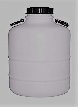 PLASTICOS HELGUEFER - Bidon 30 litros Redondo Boca Ancha