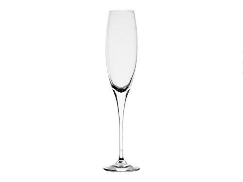 Cristal de Toujours Sèvres Madeleine Lot de 2 flûtes à Champagne