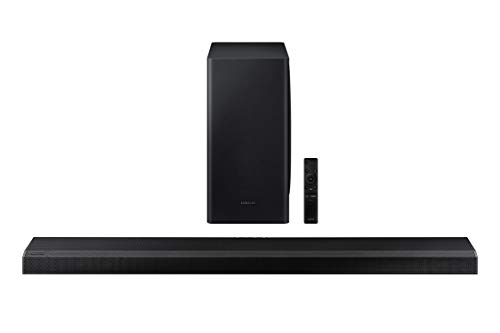 Samsung 3.1.2-Channel Soundbar System, Black