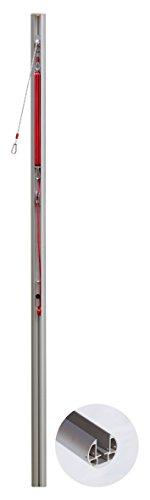 Sport-Thieme Volleyballpfosten ø 83 mm, Mit Flaschenzugsystem