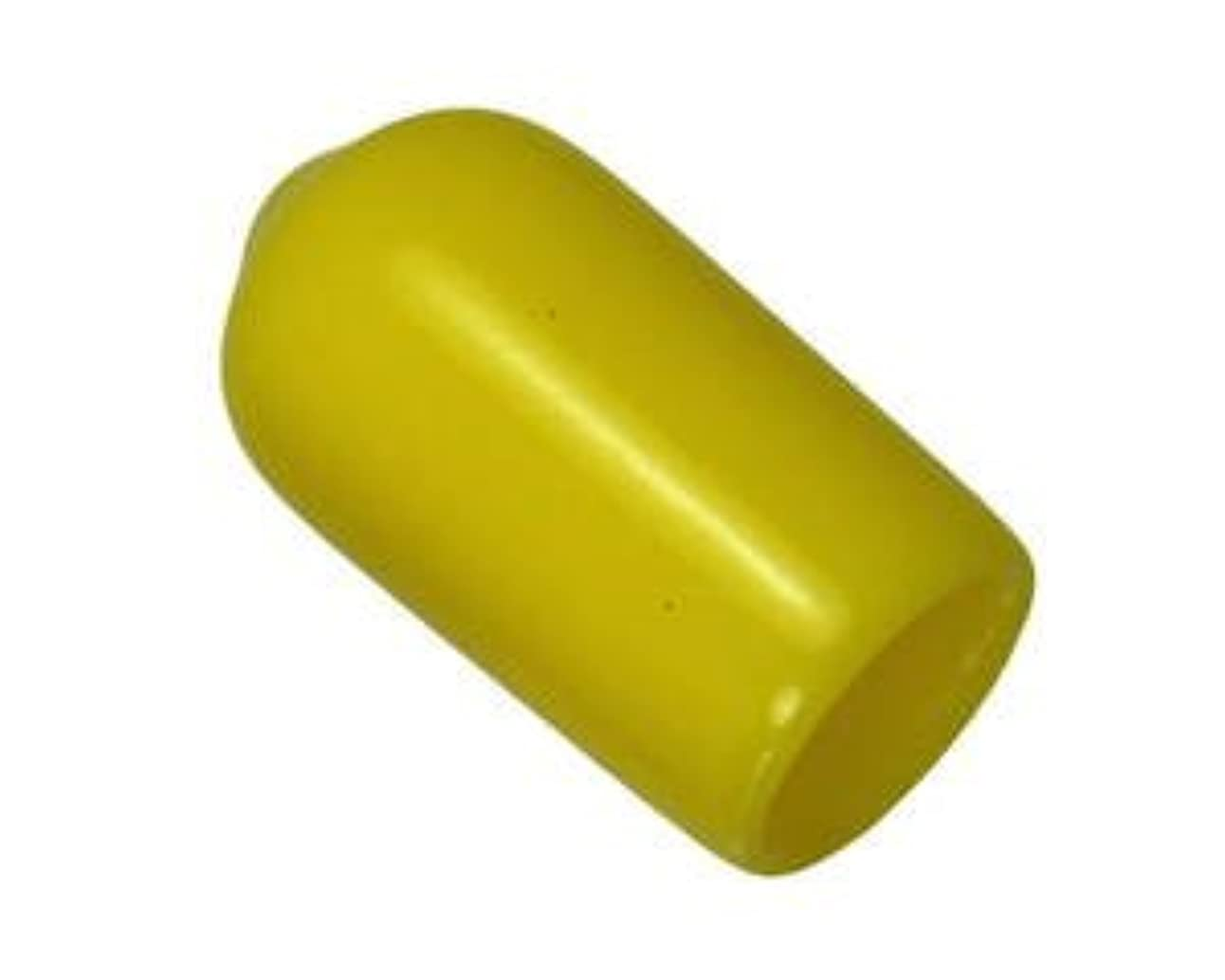 ロック解除歯科医ロケーションエスエス興商 端末保護キャップ 7×15 厚ミ0.8/1000個/黄色