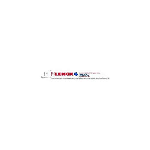 Lenox - Lame de scies Sabres pour Métal et INOX