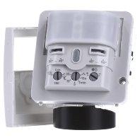 Berker 85341288 Infrarotsensor Wand Weiß - Bewegungsmelder (Infrarotsensor, Weiß)