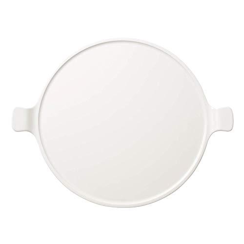 Villeroy & Boch Artesano Original Plat de service, Rond, Porcelaine Premium, Blanc