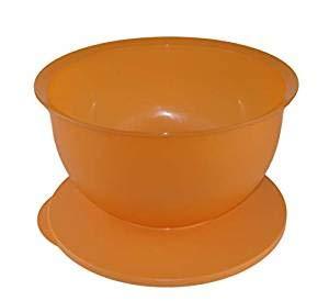 Tupperware® Junge Welle XXL 7,5 Liter Schüssel in Orange