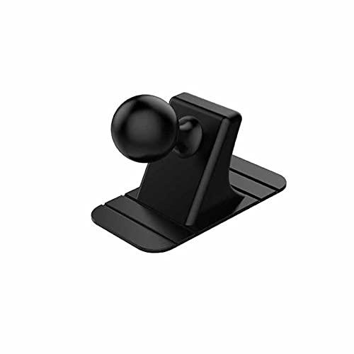 Soporte para Teléfono De Coche, Asudaro Soporte Magnético Universal para Montaje En Coche para Salpicadero Soporte De Coche Base Adhesiva para Teléfonos Móviles Y Mini Tabletas