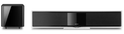 Samsung HT-BD 8200 2.1 Blu-Ray Soundbar (300 W, HDMI Anschluss, USB, WLAN Ready) schwarz