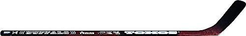 TOHOS Bastone da Hockey Buffalo, Colore: Nero/Rosso, 125cm