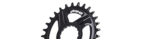 R ROTOR BIKE COMPONENTS Q Rings DM Race Face Q34T Black