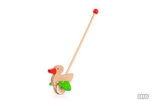 Bajo speelgoed houten speelgoed schuifspeelgoed kinderspeelgoed motorisch speelgoed eenden