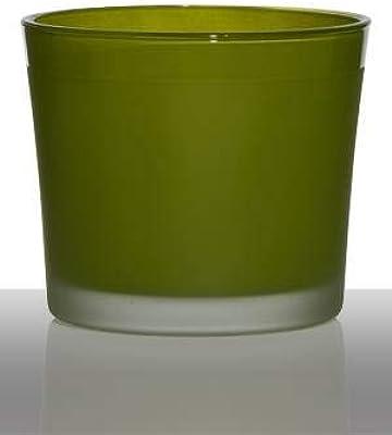 Einmachglas decorativas-set 13 pzas. verde-amarillo