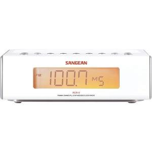 Sangean America Rcr-5 Clock Radio Set Alarm Weekday/Weekend/Daily/Once Sleep/Nap Timer
