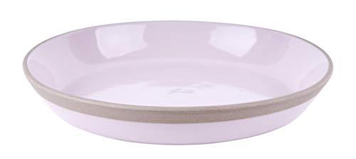 Present Time Assiette à petit-déjeuner Brisk23,5 cm Terracotta Rose clair