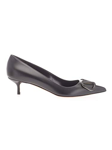 Valentino Luxury Fashion Damen TW2S0Q63MZF0NO Schwarz Pumps |