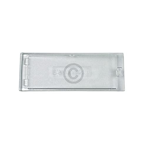 Lampenabdeckung kompatibel mit AEG 405517875/2 145x55mm für Dunstabzugshaube