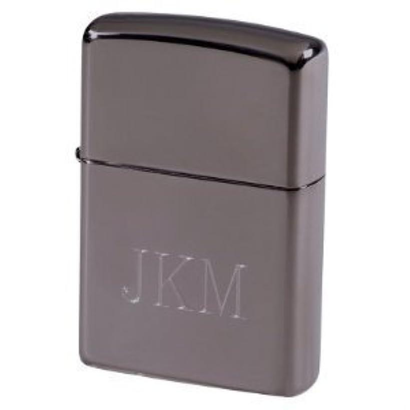 Groomsman Zippo Black Ice Pocket Lighter Free Engraving