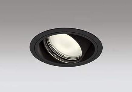 ODELIC LED高彩色ユニバーサルダウンライト CDM-T70W相当 ブラック 35° 埋込穴Φ125mm 電球色 2700K M形 一般型 専用調光器対応 XD402294H (電源?調光器?信号線別売)