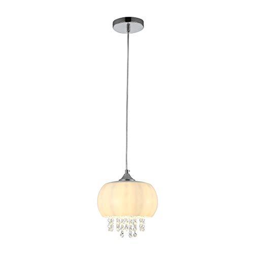 NOVA 1xE14 LED Chrome Plafonnier Lampe suspension Lampe suspension Lumière pendante