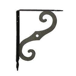 Micel 33020 - Palomilla ornamental 200x150 negra