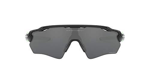 Oakley RADAR PATH EV XS negro pulido Prizm jóvenes negros, gafas de sol
