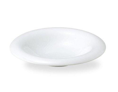 アルテ 24cm スープ プレート 白い食器 日本製