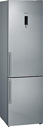 Siemens iQ300 KG39NXIDR frigorifero con congelatore Libera installazione Acciaio inossidabile 366 L A+++