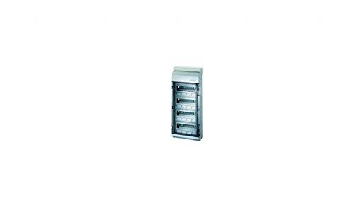Hensel Automatengehäuse KV 4548 48TE 4x12x18mm IP54 ENYBOARD Installationskleinverteiler 4012591622291