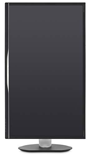 Philips 328P6AUBREB - 32 Zoll QHD USB-C Docking Monitor, höhenverstellbar (2560x1440, 60 Hz, VGA, HDMI, USB-C, RJ45, USB Hub) schwarz