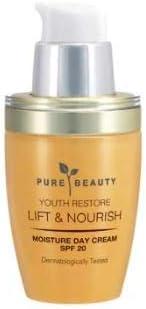 PURE BEAUTY 100% quality warranty Youth Restore LiftNourish Cream - Day Moisture sale 50ml