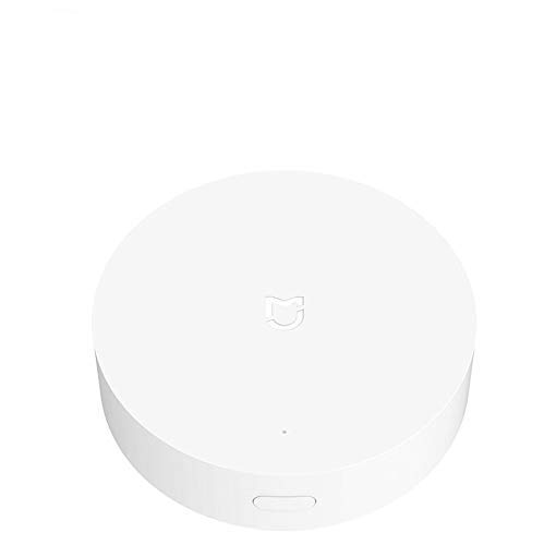 Para Xiaomi Multi-mode Smart Gateway 3 [2020 NUEVA VERSION],WiFi ZigBee Smart Home Automation Hub,Centro Control de Monitoreo Dispositivos Inteligentes,Compatible con HomeKit MiHome