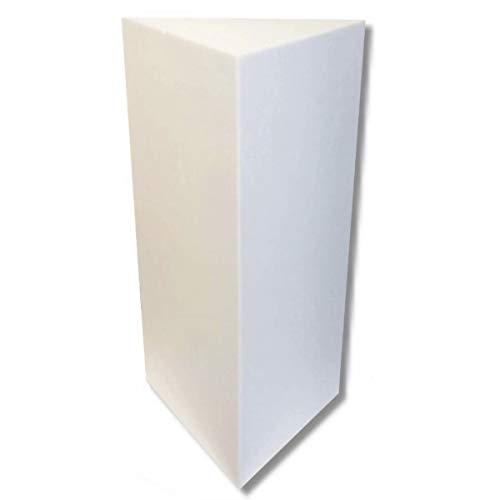 1 Bass Trap Eckabsorber Basotect ® G+ je 24x24x100 cm HiFi Akustik Element