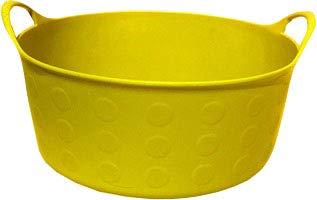 4. Tubtrugs Flexible Large Shallow 2-Handled Tub (Budget Pick)