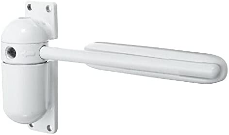 Spring Closing San Jose Mall Max 90% OFF Door Closer Fires Automatic Rated Surf Adjustable