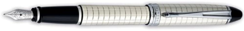 Aurora Ipsilon Quadra Füllfederhalter - - - Silber .925 - B14Q - F B00BFHD0AY | Abgabepreis  dbf7e3