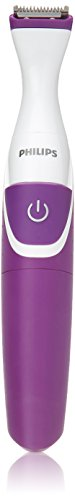 Philips BikiniGenie Cordless Bikini Trimmer for Women, Showerproof...