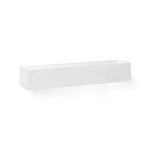 Faro Barcelona 63184 - TERA LED Lampe applique blanche