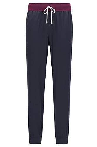 BOSS Balance Pants Pantaln de Pijama, Dark Blue403, XXL para Hombre