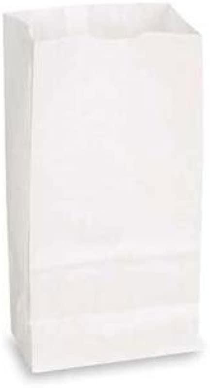 SSWBasics White Paper Bags Case Of 1 000