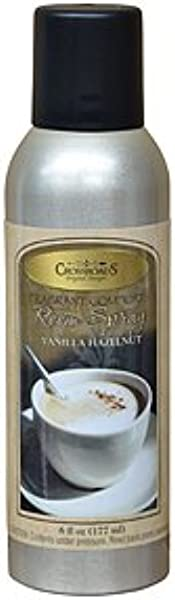 Vanilla Hazelnut Scented Room Spray By Crossroads Country Home Fragrance