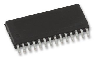 Best Price Square 16BIT Expander, I/O, SPI I/F, SMD MCP23S17-E/SO by Microchip