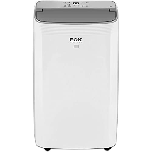 Emerson Quiet Kool 3 in 1 Portable Air Conditioner, Dehumidifier & Fan, With Wifi and Voice Control, Works with Amazon Alexa and Google Home, for Rooms up to 550-Sq. Ft. EAPC10RSC1, White, 28.400