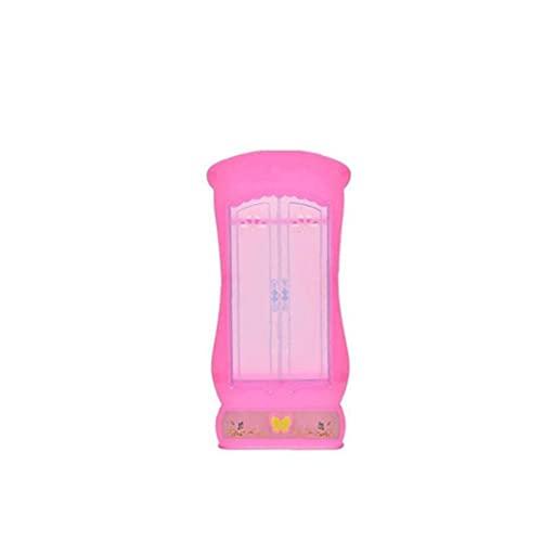Dolll Modelo, Muebles Armario Miniatura Ropa Organizador para muñecas Barbie Dollhouse Juguetes Accesorios