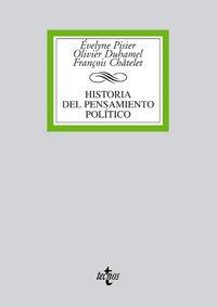 Historia del pensamiento político (Derecho - Biblioteca Universitaria de Editorial Tecnos)